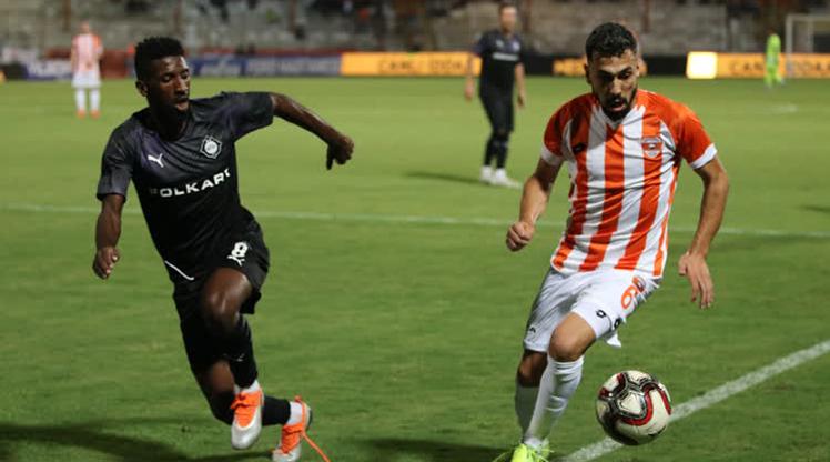 Adanaspor Altay maç özeti
