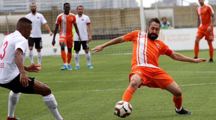 Cesar Grup Ümraniyespor Adanaspor maç özeti