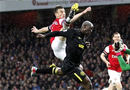 Arsenal Wigan Athletic maç özeti