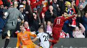 Liverpool kendine geldi (ÖZET)