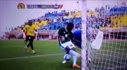 Olmayınca olmuyor! Bu gol nasıl kaçar?