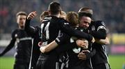 Evkur Yeni Malatyaspor - Beşiktaş maçının özeti burada