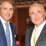 Mancini'nin Galatasaray'ın yeni teknik direktörü olması dünya basınında da geniş yankı buldu.
