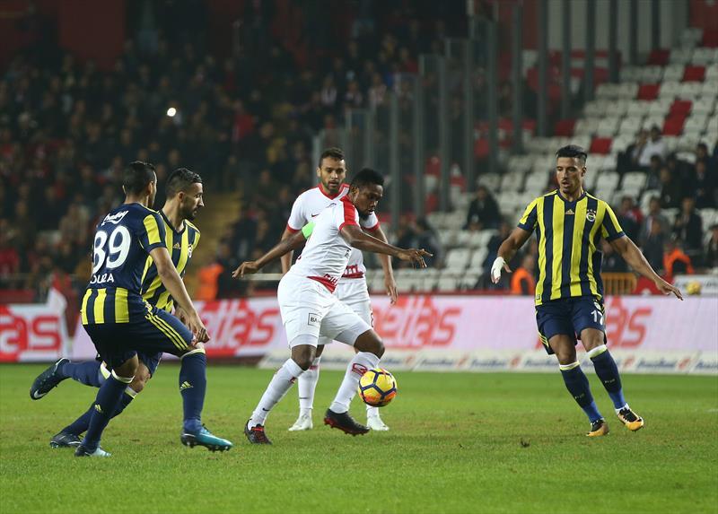 Antalyaspor-Fenerbahçe foto galerisi