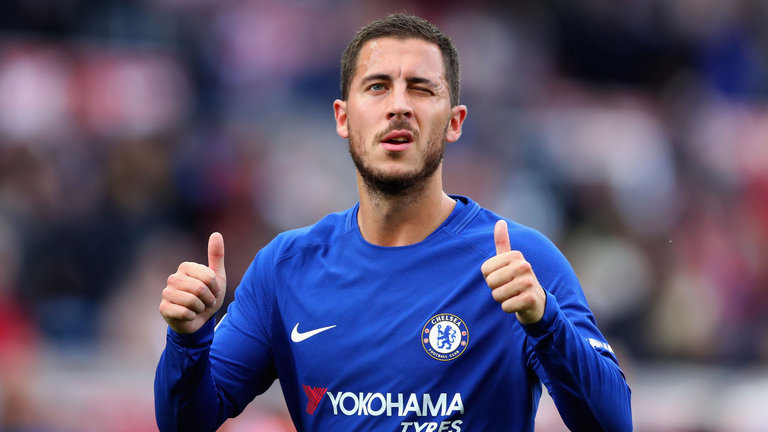 Real Madrid'den Hazard'a rekor teklif