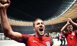 Harry Kane, İngiltere Milli Takımı kaptanı sıfatıyla basının karşısına çıktı.