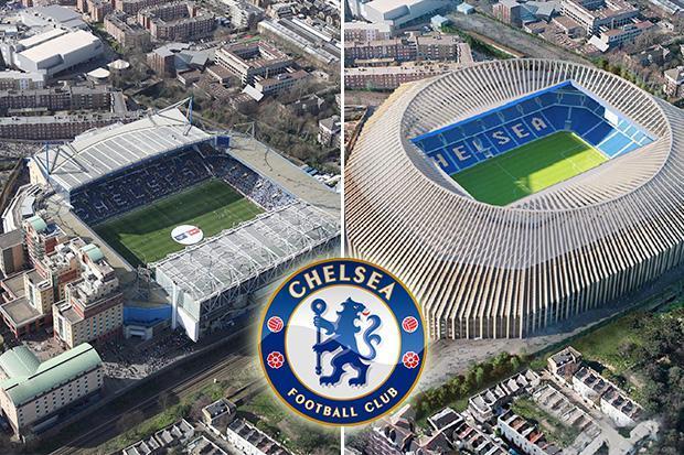 Chelsea 1 milyar sterlinlik projeyi durdurdu