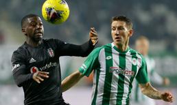 İttifak Holding Konyaspor - Beşiktaş maçı foto galeri