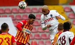 HK Kayserispor - Trabzonspor maçının notları