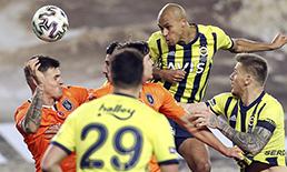 Fenerbahçe - Medipol Başakşehir maçının notları