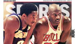 Kobe Bryant'ın vefatı dünya basınında