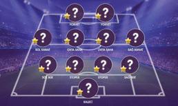 İşte OPTA verilerine göre Süper Lig'de 19. haftanın en iyi 11'i