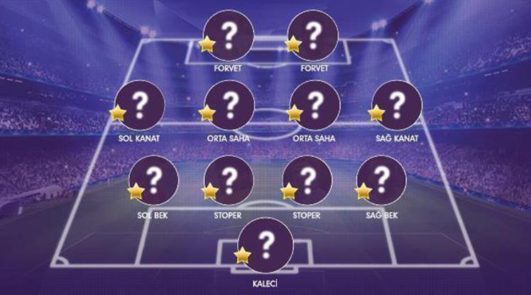 İşte OPTA verilerine göre Süper Lig'de 20. haftanın en iyi 11'i