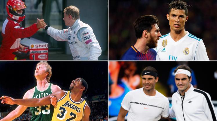 Spor dünyasının öne çıkan rekabetleri