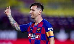 Barcelona'da Messi krizi
