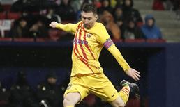 Messi, Barcelona'ya gelmiyorum dedi