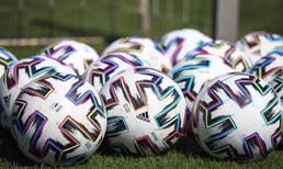 Süper Lig 2020 - 2021 sezonu resmi maç topu