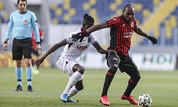 Gençlerbirliği - Trabzonspor maçının notları