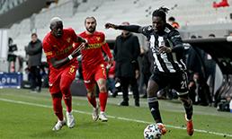 Beşiktaş - Göztepe maçının notları