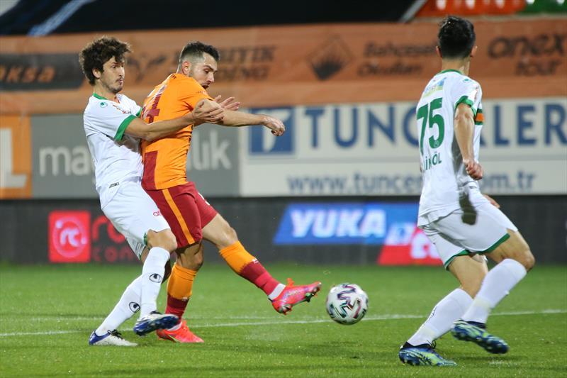A. Alanyaspor - Galatasaray maçının öne çıkan OPTA notlarını derledik...
