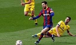 Lionel Messi bir rekor daha kırdı
