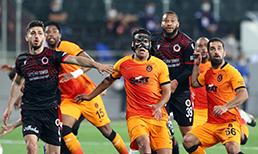 Gençlerbirliği - Galatasaray maçının notları