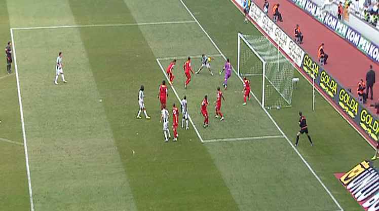Torku Konyaspor - Mersin İdman Yurdu