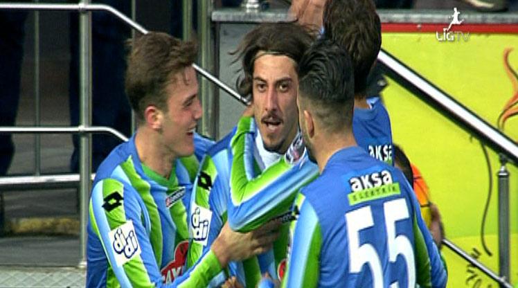 Çaykur Rizespor - Eskişehirspor