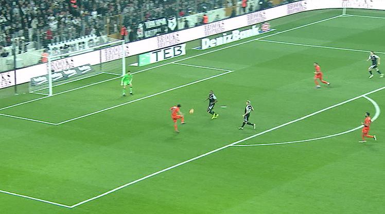 Beşiktaş - Medipol Başakşehir