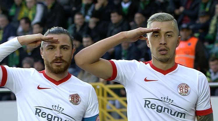 Teleset Mob. Akhisarspor - Antalyaspor