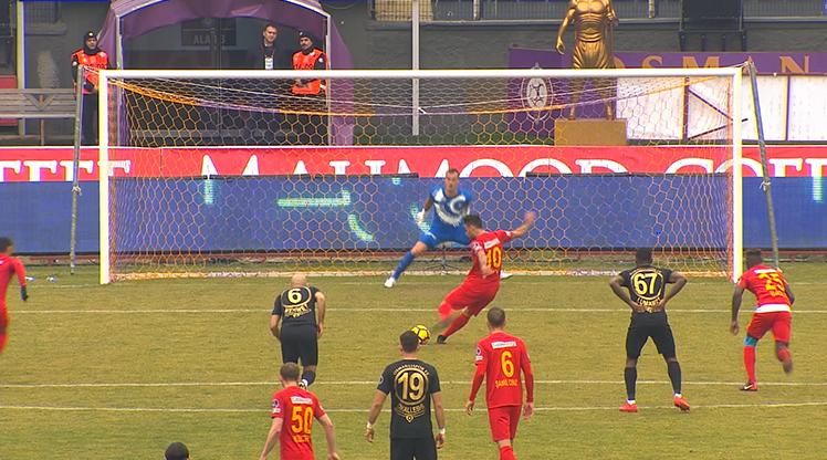 Osmanlıspor FK - Kayserispor