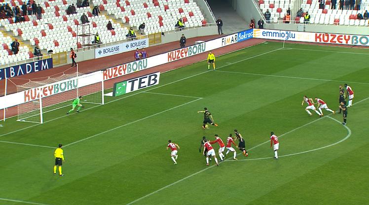 Demir Grup Sivasspor - Osmanlıspor FK