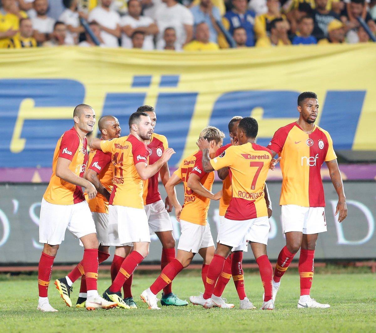 MKE Ankaragücü - Galatasaray