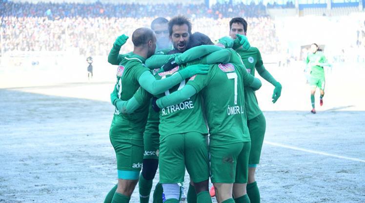 BŞB Erzurumspor - Atiker Konyaspor