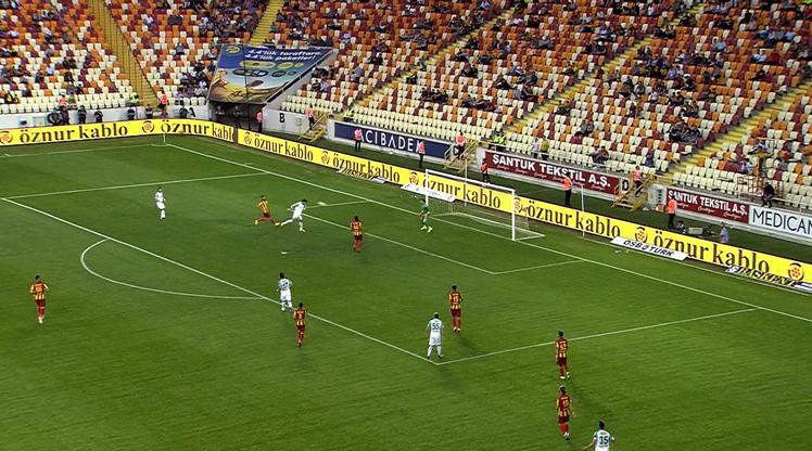 Evkur Yeni Malatyaspor - Bursaspor