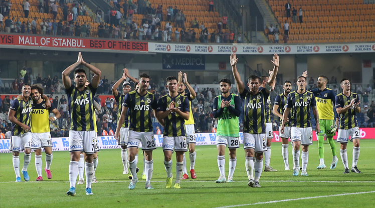 Medipol Başakşehir - Fenerbahçe
