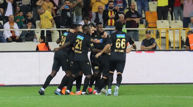 BTC Türk Yeni Malatyaspor - Yukatel Denizlispor