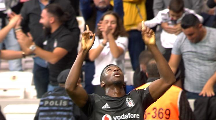 Beşiktaş - Aytemiz Alanyaspor