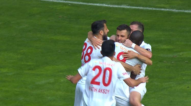 İstikbal Mobilya Kayserispor - Demir Grup Sivasspor