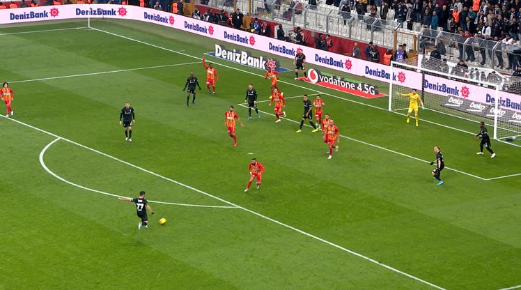 Beşiktaş - İstikbal Mobilya Kayserispor