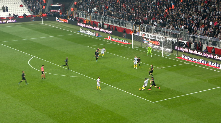 Beşiktaş - BTC Türk Yeni Malatyaspor
