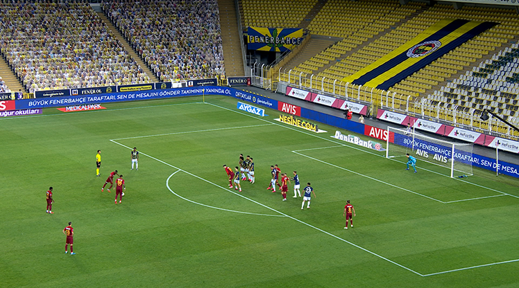 Fenerbahçe - Hes Kablo Kayserispor