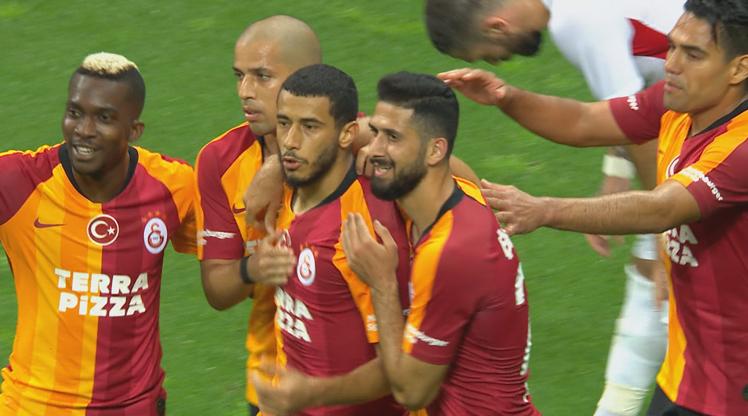 Galatasaray - Gaziantep FK