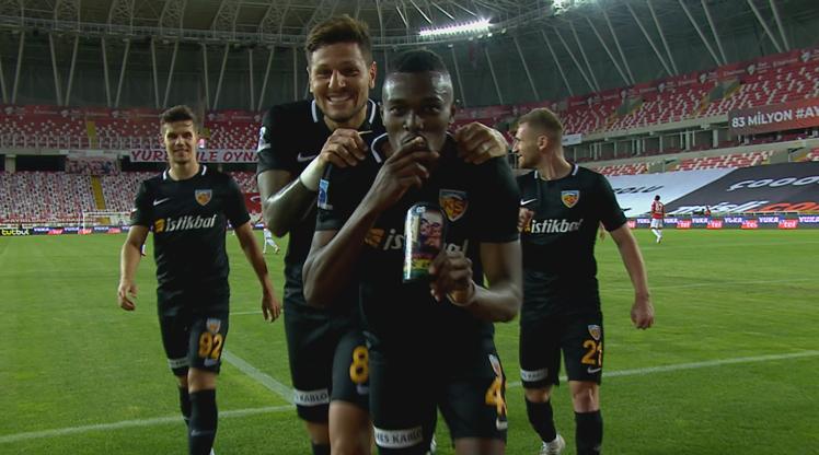Demir Grup Sivasspor - Hes Kablo Kayserispor