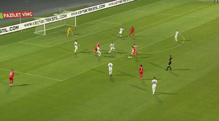 Yukatel Denizlispor - Gaziantep FK