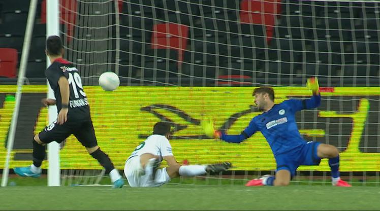 Gaziantep FK - İttifak Holding Konyaspor