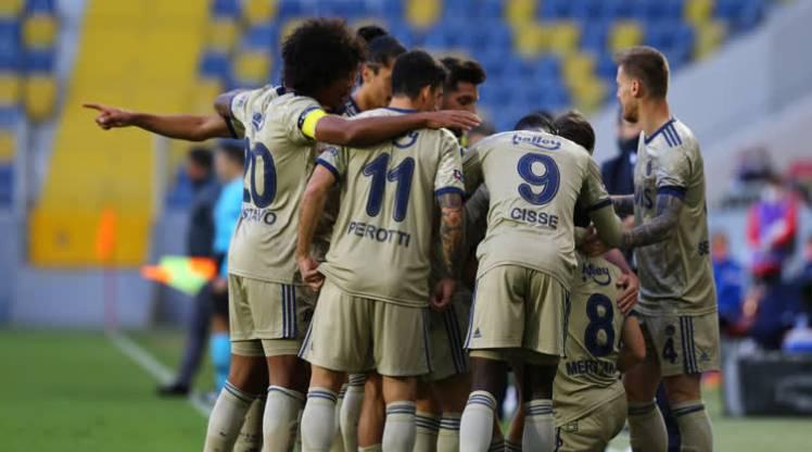 Gençlerbirliği - Fenerbahçe