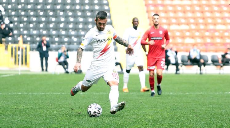Gaziantep FK - Yeni Malatyaspor