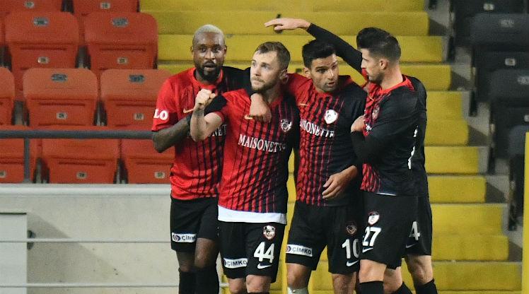 Gaziantep FK - Fenerbahçe