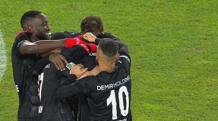 Demir Grup Sivasspor - Gençlerbirliği
